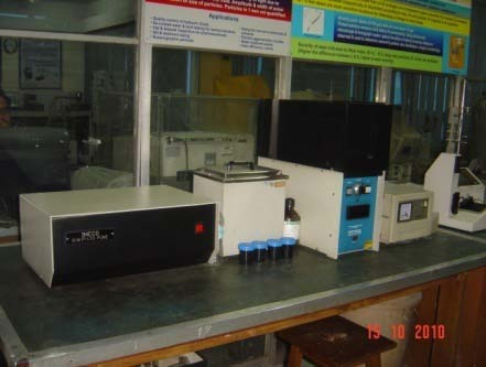 Lubrication and Oil Monitoring Lab  | Industrial Tribology